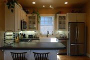 Craftsman Style House Plan - 2 Beds 2 Baths 1098 Sq/Ft Plan #895-13 Photo
