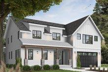 Architectural House Design - Farmhouse Exterior - Front Elevation Plan #23-2686