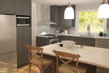 House Design - Mediterranean Interior - Kitchen Plan #23-701