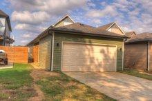 House Design - Contemporary Exterior - Rear Elevation Plan #932-7