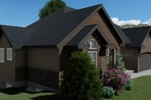 Traditional Exterior - Other Elevation Plan #1060-61