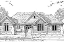 Architectural House Design - Bungalow Exterior - Other Elevation Plan #46-433