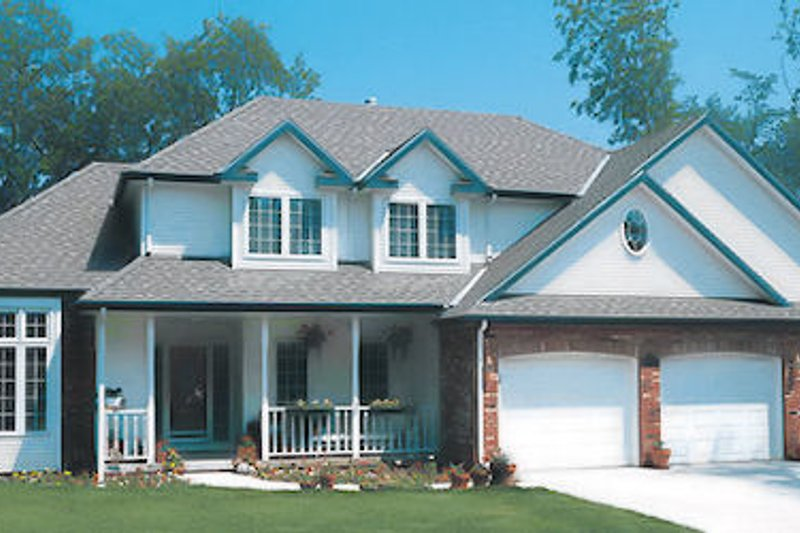 Photo Plan #20-2010 - Houseplans.com