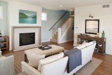 House Plan Design - Farmhouse Interior - Family Room Plan #901-140