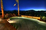 Mediterranean Style House Plan - 4 Beds 4.5 Baths 6755 Sq/Ft Plan #135-165