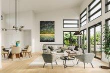 House Blueprint - Modern Photo Plan #23-2747