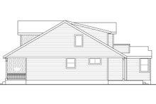 Cottage Exterior - Other Elevation Plan #124-1036