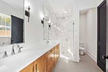 House Plan Design - Farmhouse Interior - Master Bathroom Plan #461-74