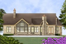 Dream House Plan - Craftsman Exterior - Front Elevation Plan #119-369