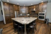 Craftsman Style House Plan - 3 Beds 3.5 Baths 2360 Sq/Ft Plan #892-13 Interior - Kitchen
