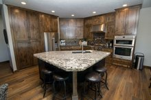 Dream House Plan - Craftsman Interior - Kitchen Plan #892-13