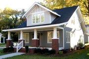 Craftsman Style House Plan - 4 Beds 3 Baths 2116 Sq/Ft Plan #461-3