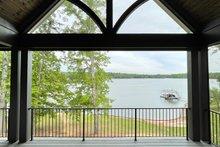 House Plan Design - Craftsman Exterior - Outdoor Living Plan #437-124