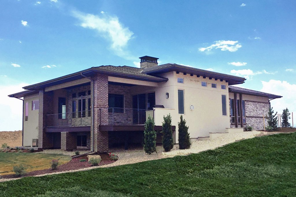 Ranch Style House Plan - 2 Beds 2 Baths 2200 Sq/Ft Plan ...
