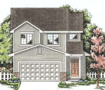 Traditional Exterior - Front Elevation Plan #20-1664 - Houseplans.com