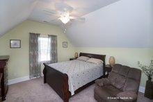 Dream House Plan - Optional Bonus Bedroom