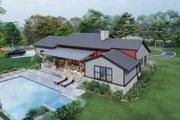 Farmhouse Style House Plan - 3 Beds 2.5 Baths 2486 Sq/Ft Plan #120-274