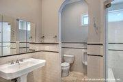 European Style House Plan - 5 Beds 3.5 Baths 3539 Sq/Ft Plan #930-486 Interior - Master Bathroom