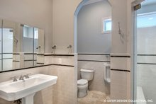 Dream House Plan - His Master Bath