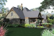 Craftsman Style House Plan - 3 Beds 2.5 Baths 2106 Sq/Ft Plan #120-175 Exterior - Other Elevation
