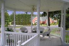 House Plan Design - Victorian Exterior - Covered Porch Plan #137-249