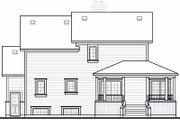 Farmhouse Style House Plan - 4 Beds 2.5 Baths 2099 Sq/Ft Plan #23-748 Exterior - Rear Elevation