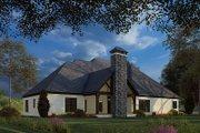 Craftsman Style House Plan - 4 Beds 3.5 Baths 2537 Sq/Ft Plan #923-172