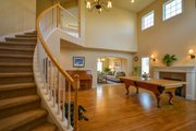 Traditional Style House Plan - 4 Beds 2.5 Baths 3260 Sq/Ft Plan #132-151 Interior - Other