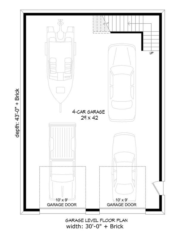Dream House Plan - Traditional Floor Plan - Main Floor Plan #932-356