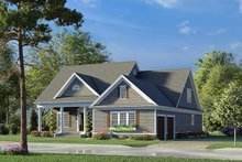 Architectural House Design - Farmhouse Exterior - Other Elevation Plan #923-190