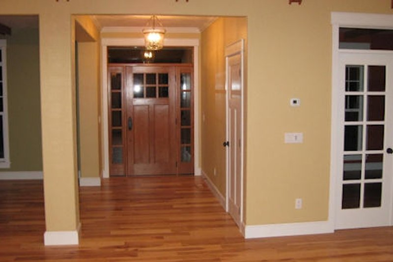 Craftsman Photo Plan #21-349 - Houseplans.com