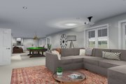 Farmhouse Style House Plan - 3 Beds 2.5 Baths 2254 Sq/Ft Plan #1060-47 Interior - Other