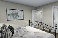 Dream House Plan - Ranch Interior - Master Bedroom Plan #1060-3