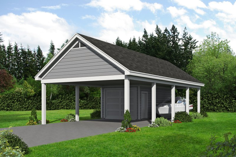 House Plan Design - Country Exterior - Front Elevation Plan #932-169