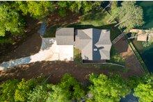 Dream House Plan - Aerial