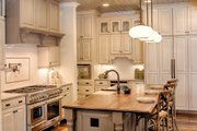 Country Style House Plan - 4 Beds 4.5 Baths 5274 Sq/Ft Plan #928-12 Interior - Kitchen