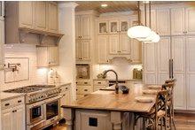 Country Interior - Kitchen Plan #928-12
