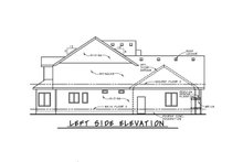 Dream House Plan - Traditional Exterior - Other Elevation Plan #20-1867