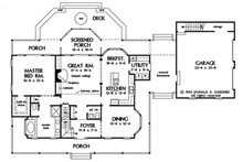 With Basement Stair Location