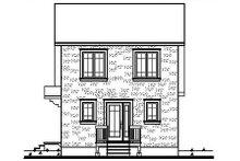 Architectural House Design - Farmhouse Exterior - Rear Elevation Plan #23-2094