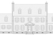 Country Style House Plan - 6 Beds 5.5 Baths 7200 Sq/Ft Plan #932-366