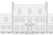 House Design - Country Exterior - Front Elevation Plan #932-366