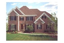 Dream House Plan - Traditional Exterior - Other Elevation Plan #429-19