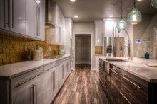 Contemporary Interior - Kitchen Plan #20-2205