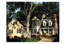 Home Plan - Colonial Exterior - Other Elevation Plan #429-15