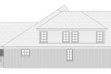Southern Exterior - Other Elevation Plan #932-340