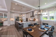 Architectural House Design - Modern Interior - Kitchen Plan #930-519