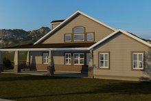 House Plan Design - Craftsman Exterior - Other Elevation Plan #1060-70