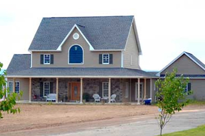 Country Photo Plan #410-115 - Houseplans.com