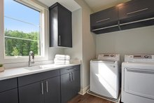 Architectural House Design - Traditional Interior - Laundry Plan #928-329